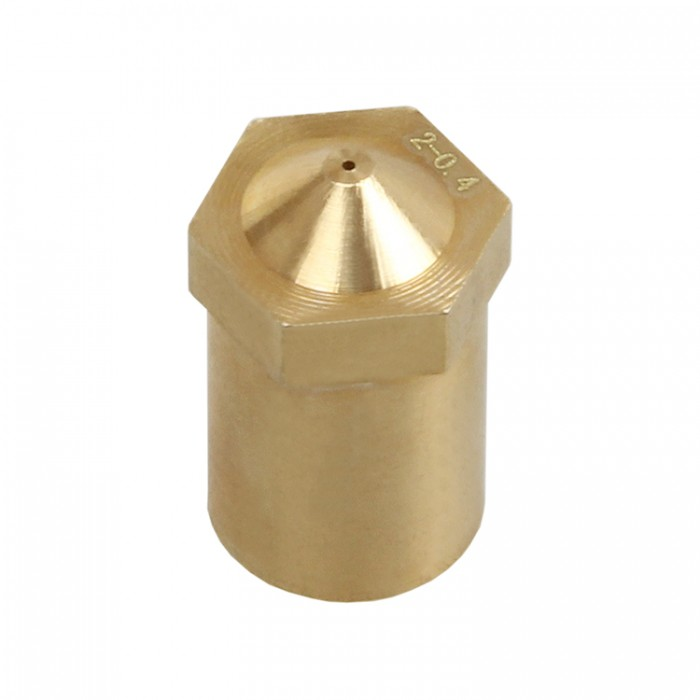 Spare M6 Nozzle For All Metal J Head V2 0 Hotend 45 001 0094 2 20 Geeetech 3d Printers Onlinestore One Stop Shop For 3d Printers 3d Printer Accessories 3d Printer Parts