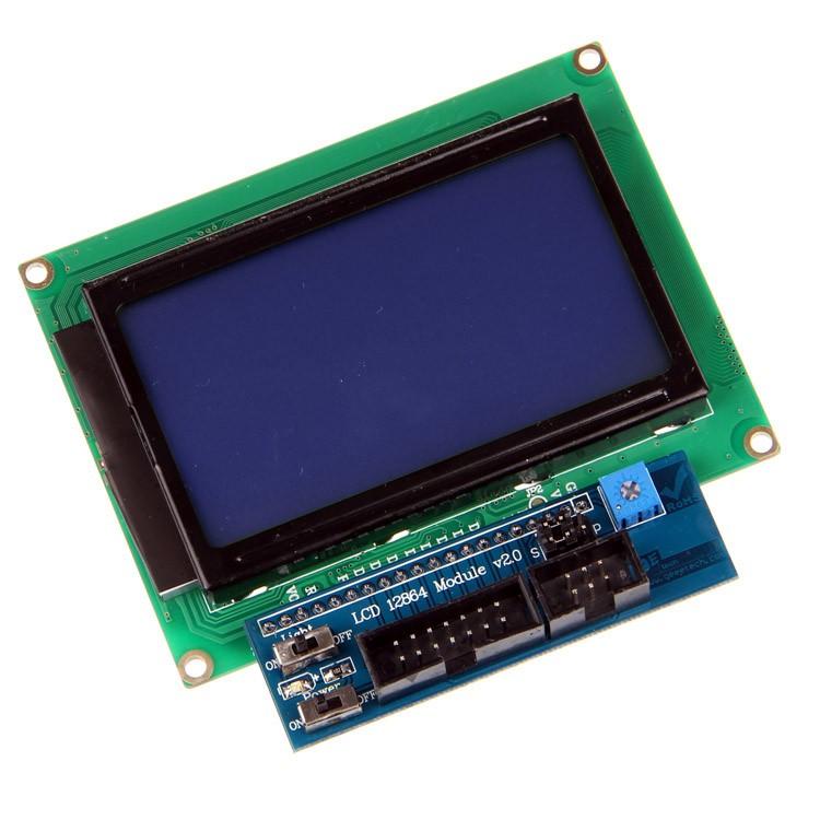 LCD 12864 Display Shield [700-001-0042]