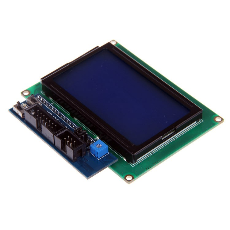 LCD 12864 Display Shield [700-001-0042]
