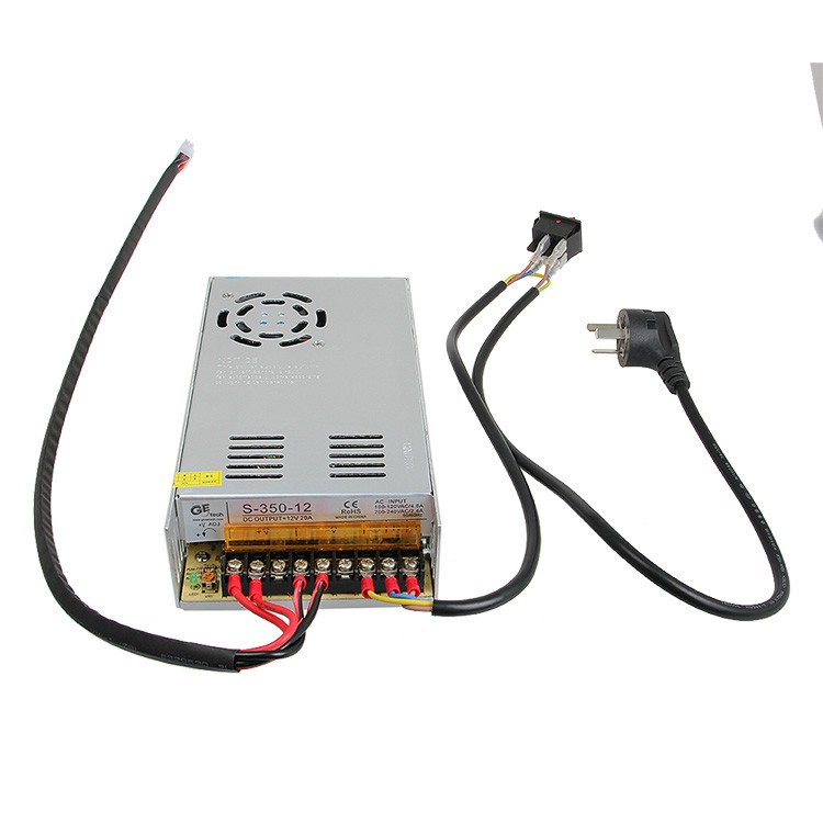 350w 12v 29a s 350 12 ac dc switching power supply 800 001 0361 rh geeetech com wiring a dc light switch wiring a 12v dc switch