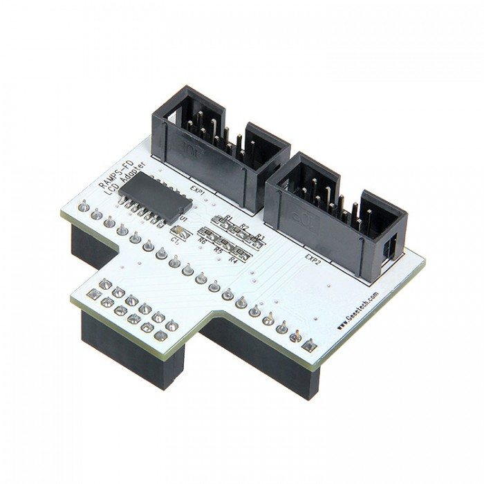 3D Printer LCD Panel adapter for RAMPS-FD [700-001-0419] - $6.50 ...