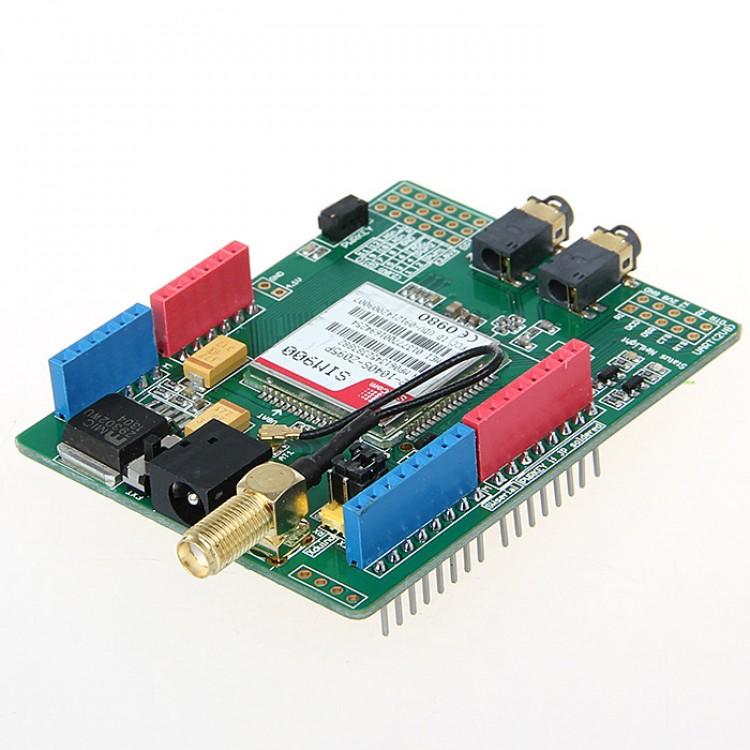 SIM908 Arduino GPS/GPRS/GSM Shield -DFRobot