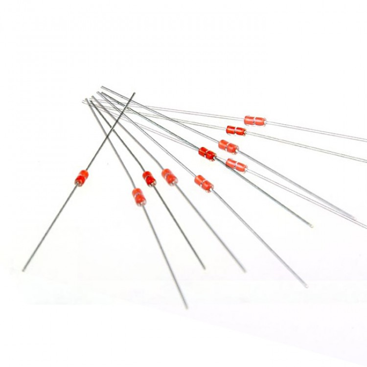 10pcs 100kohm ntc thermistors for jietai hotend  25-010-0016