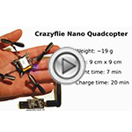 Crazyflie Nano Quadcpoter