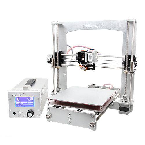 Introducing Geeetech Prusa I3 A PRO 3D printer DIY kit