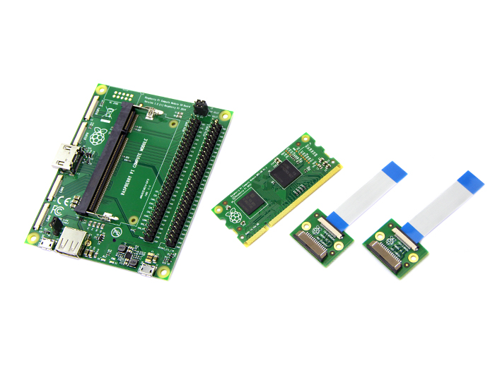 Raspberry Pi Compute Dev Kit Bcm2835 32bits Arm