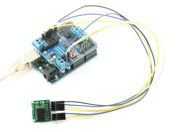 DS3234 Ultra Hoch Real Time Clock Memory Modul mit Nadel für