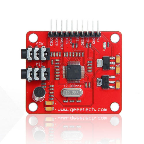 VS1053 MP3 breakout board with SD card - Geeetech Wiki