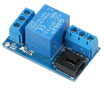 OneChannel Relay module Geeetech Wiki