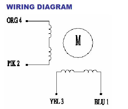 2 phase 5 wire diagram stepper motor 5v 4 phase 5 wire uln2003 driver board for arduino stepper wiring jpg