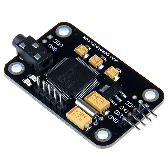 Arduino Voice Recognition Module - Geeetech Wiki