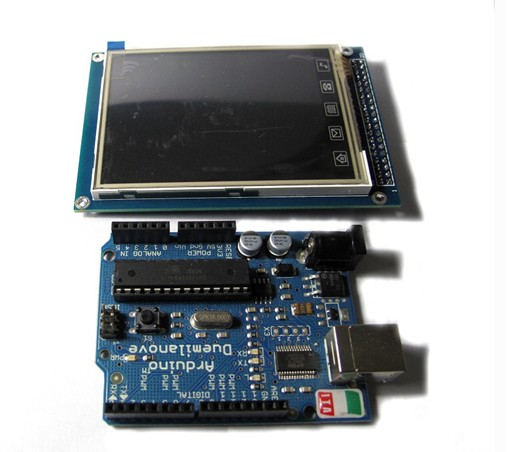 2 8 Quot Tft Lcd Geeetech Wiki