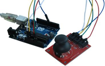 Arduino joystick - Geeetech Wiki