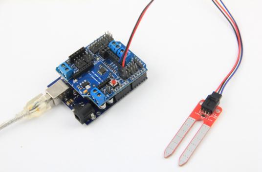 Moisture sensor  Geeetech Wiki