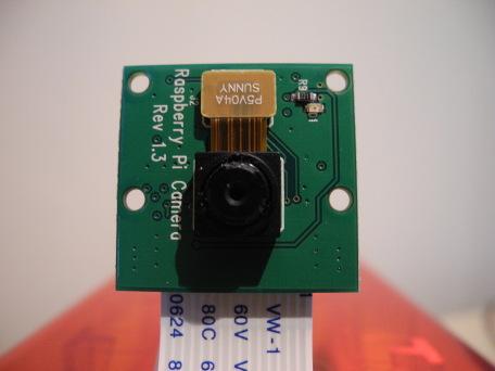 Raspberry Pi Camera Module - Geeetech Wiki
