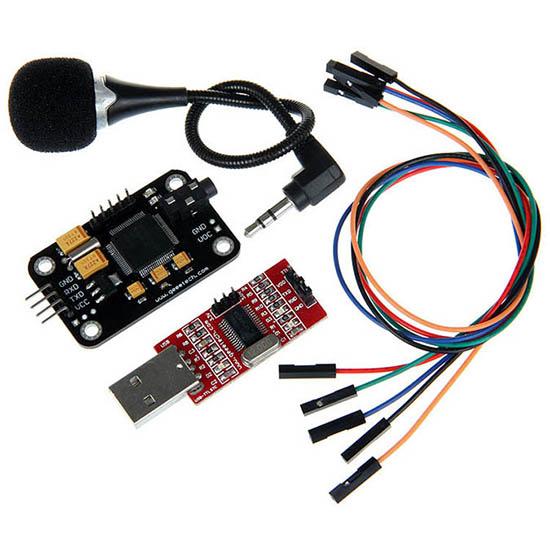 Tutorial Arduino: Audio y reconocimiento de voz