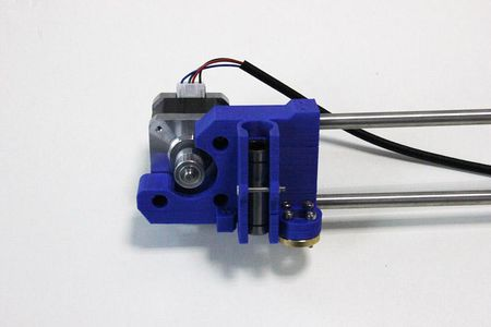 acrylic prusa i3 build instruction 8mm geeetech wiki acrylic prusa i3 8mm pic44 jpg