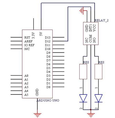2 channel relay module geeetech wiki With terminal relay wiki