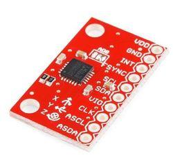 MPU-6050 Triple Axis Accelerometer & Gyro Breakout - Geeetech Wiki
