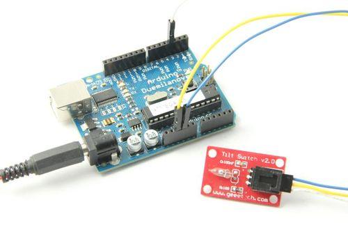 Surprising Arduino Mercury Switch Breakout Module Geeetech Wiki Online Wiring Library Wiringstandardsboompriceit