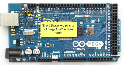 connect to mega2560