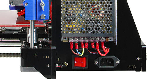 500px Power1 acrylic prusa i3 build instruction(8mm) geeetech wiki anet a8 wiring diagram at bakdesigns.co